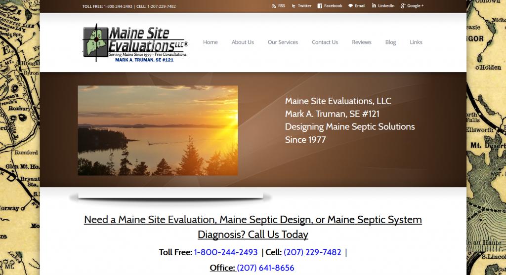 Maine Site Evaluations, LLC