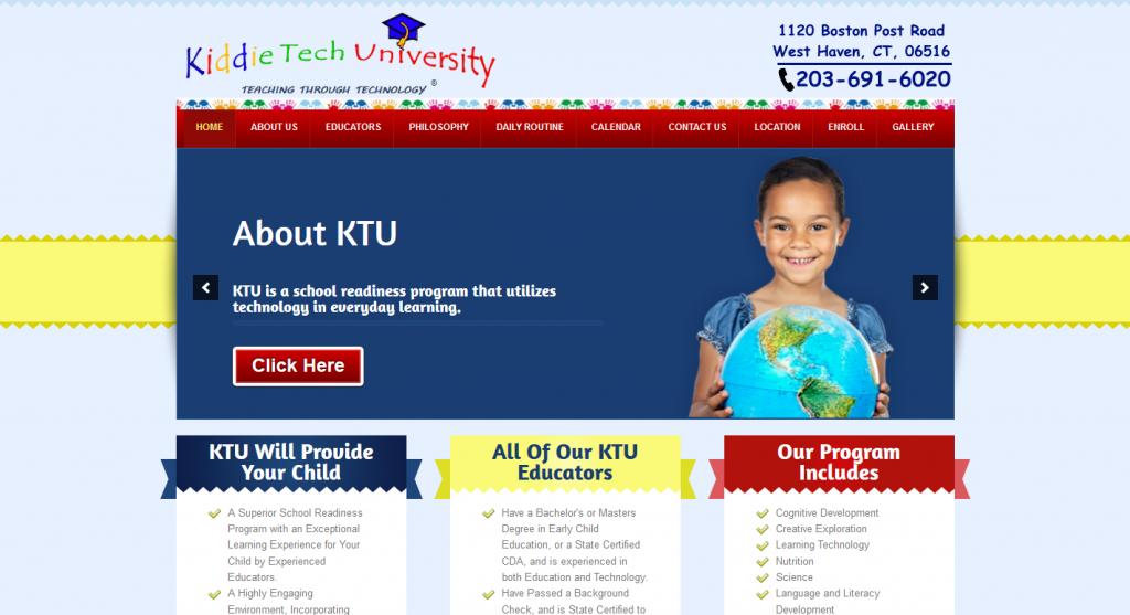 Kiddie Tech University