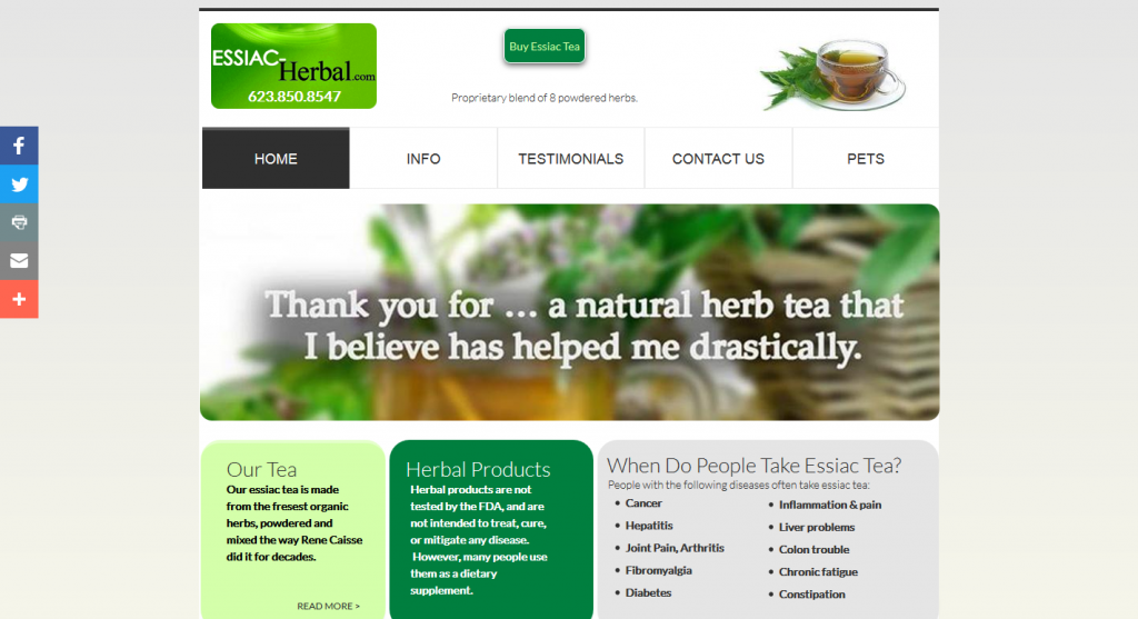 Essiac-Herbal.com