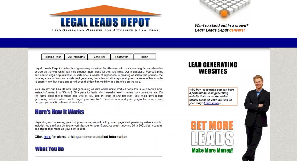 Legal Leads Depot