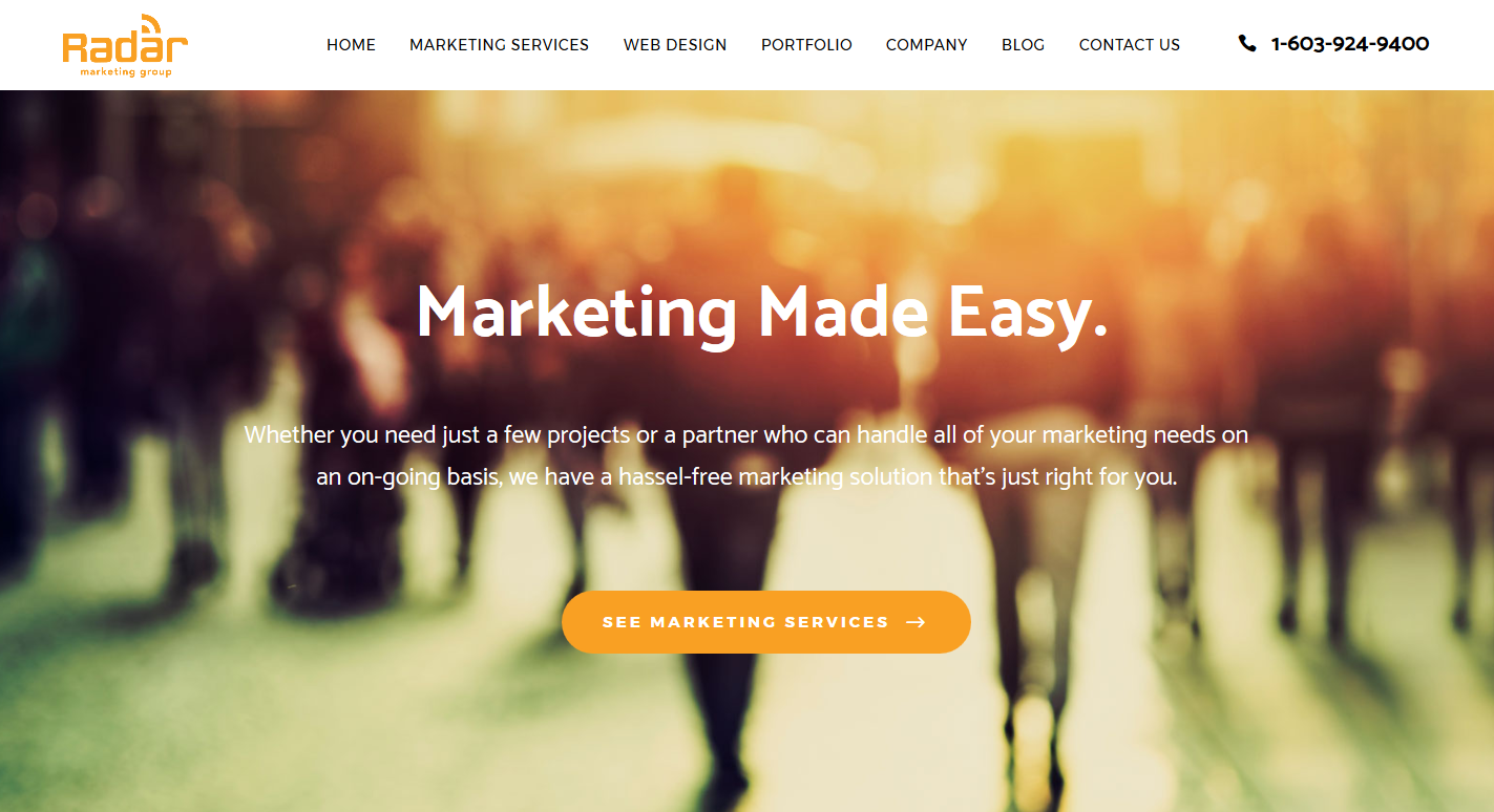 Radar Marketing Group