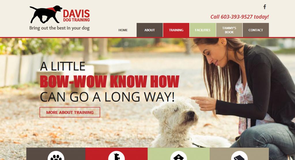 Davis Dog Training
