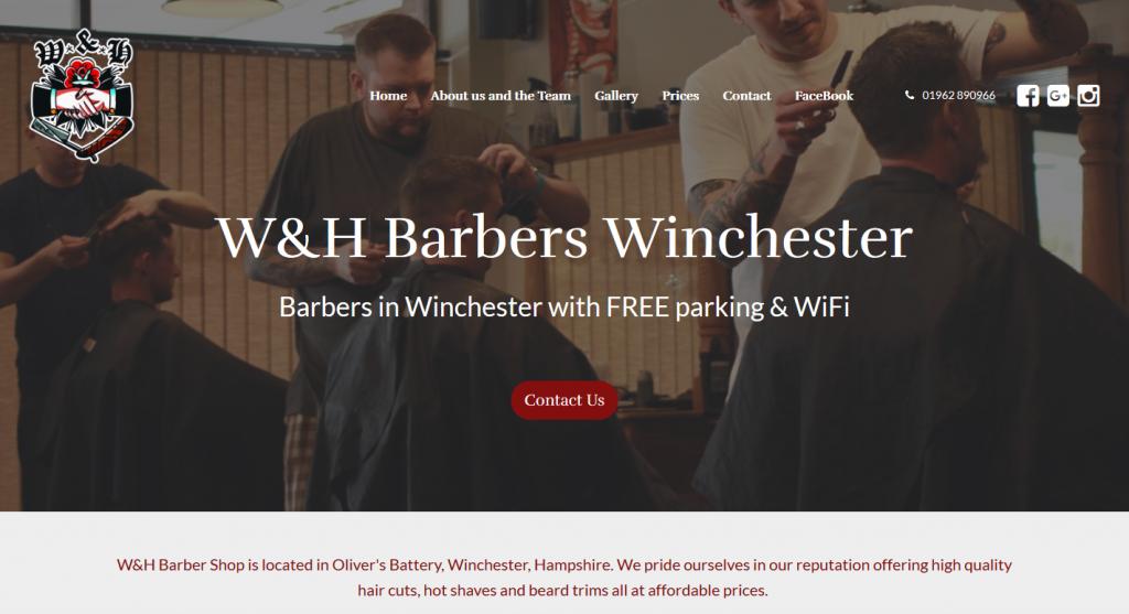 W&H Barber Shop