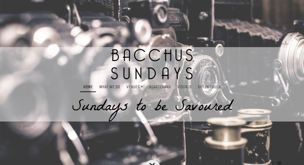 Bacchus Sundays