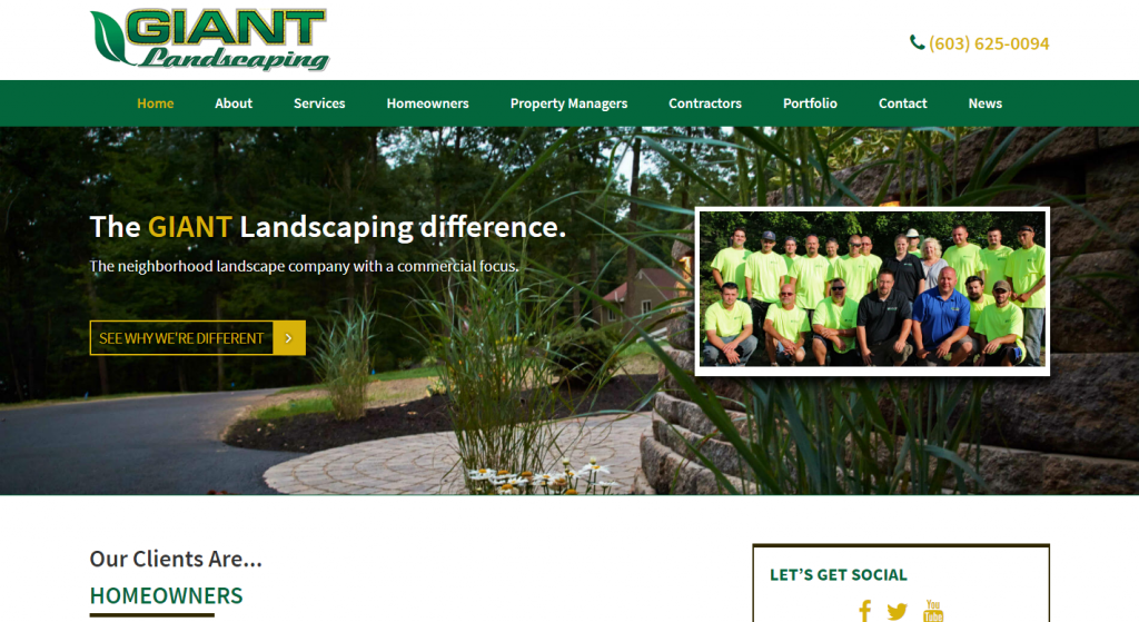 Giant-Landscaping