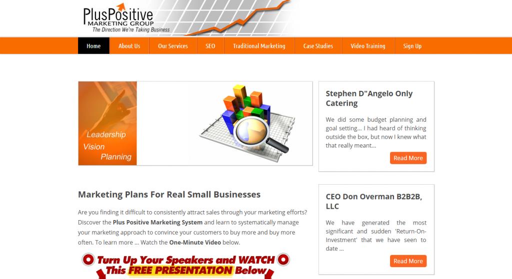 Plus Positive Marketing Group