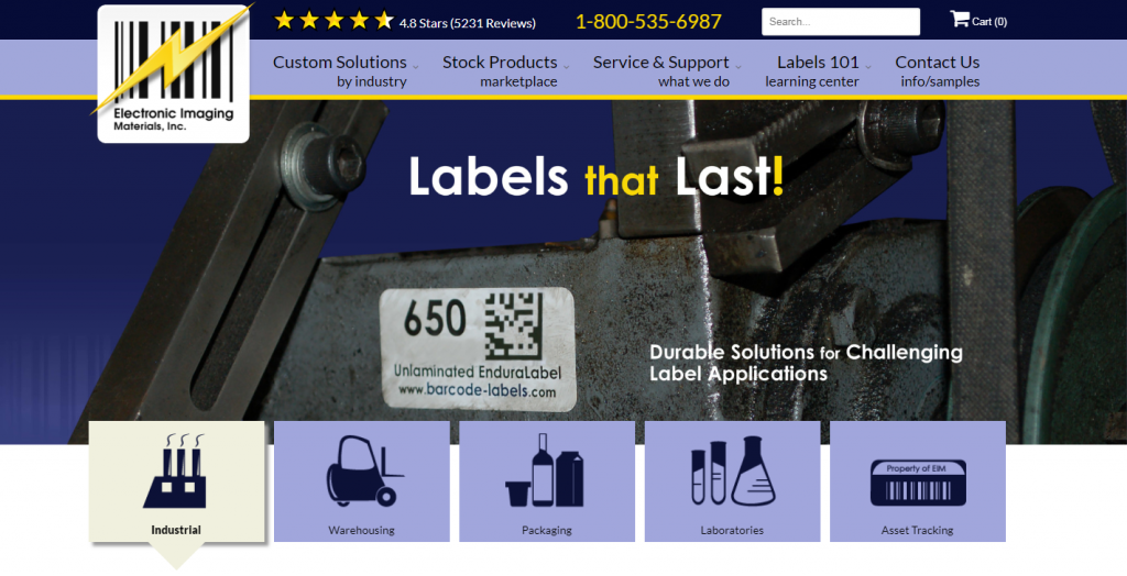 Electronic Imaging Materials, Inc
