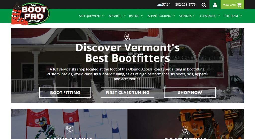 The Boot Pro Ski Shop