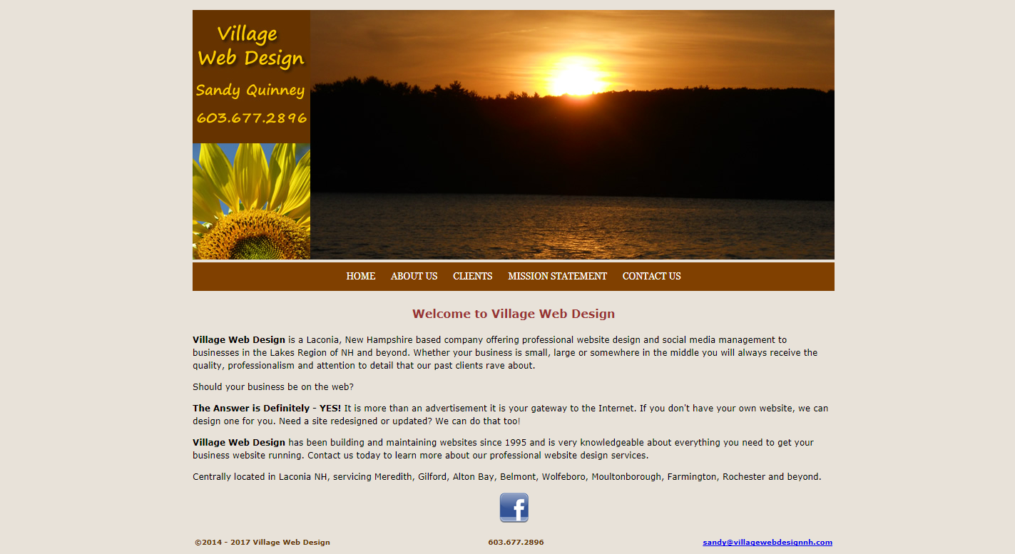 Village Web Design