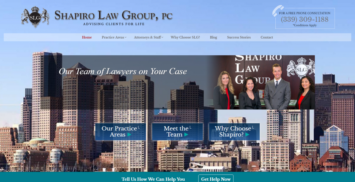 SHAPIRO LAW GROUP