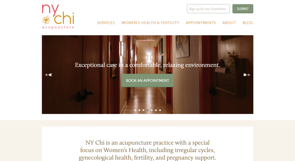 NY Chi Acupuncture