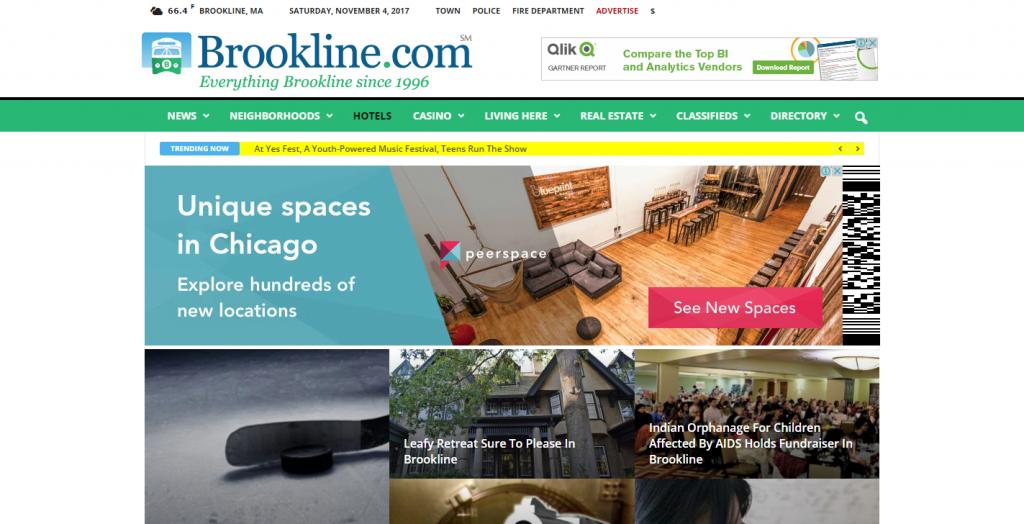 Brookline.com