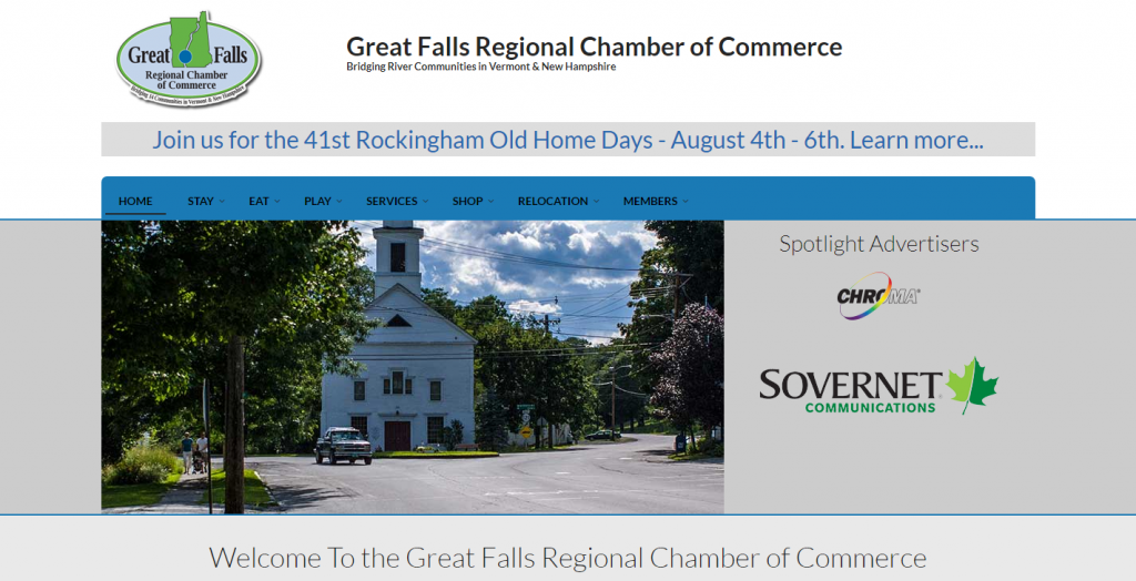 Great Falls Regional Chamber of Commerce