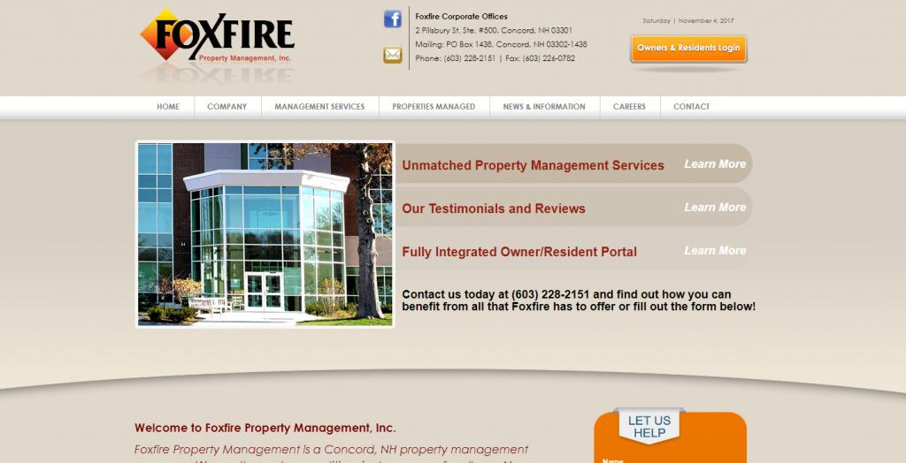 Foxfire Corporate