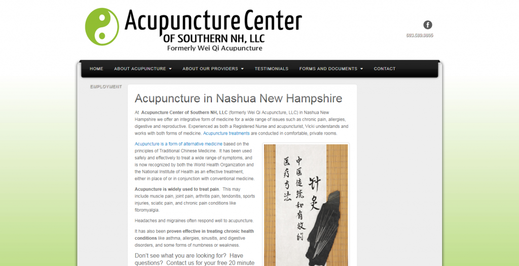 Acupuncture Center of Southern NH