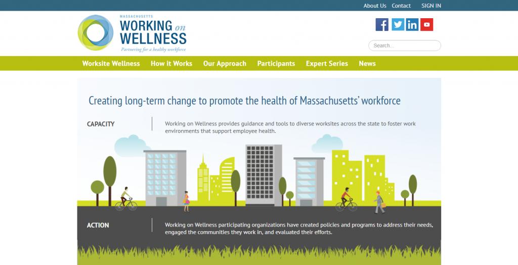 Massachusetts Working on Wellness
