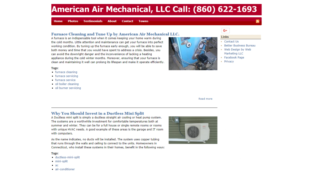 American Air Mechanical, LLC