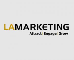 LA Marketing Logo