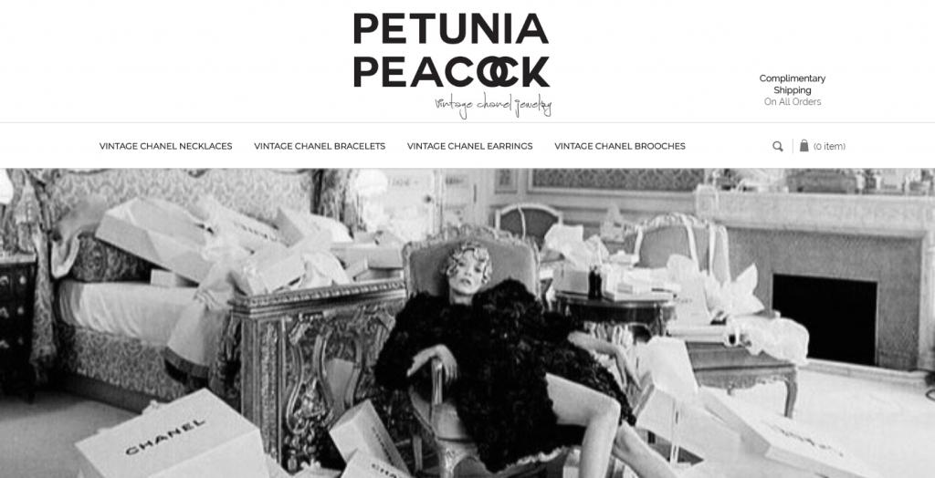 Petunia-Peacock