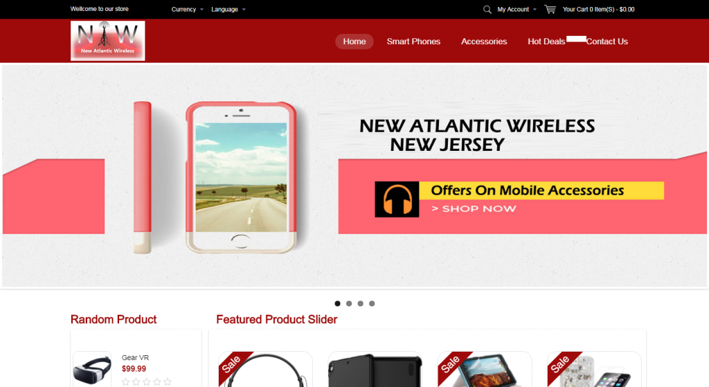 New Atlantic Wireless