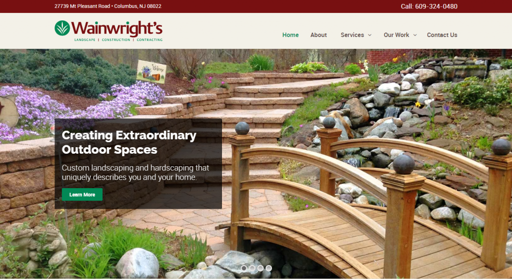 Wainwright's Landscape Construction Contracting, Inc