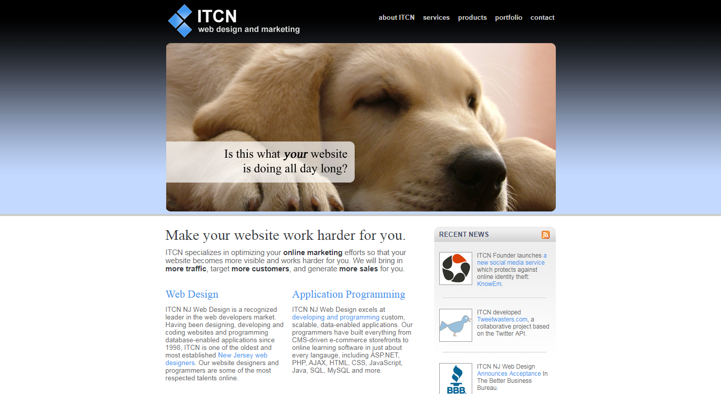 ITCN NJ Web Design and Marketing