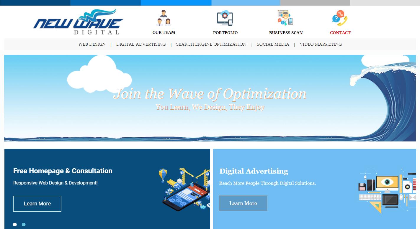 New Wave Digital, LLC