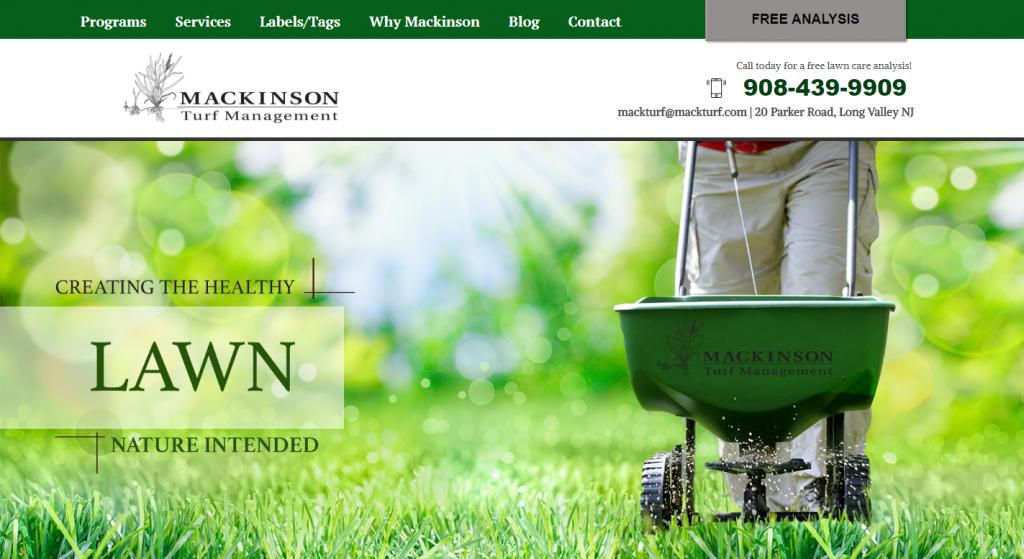 Mackinson Turf Management