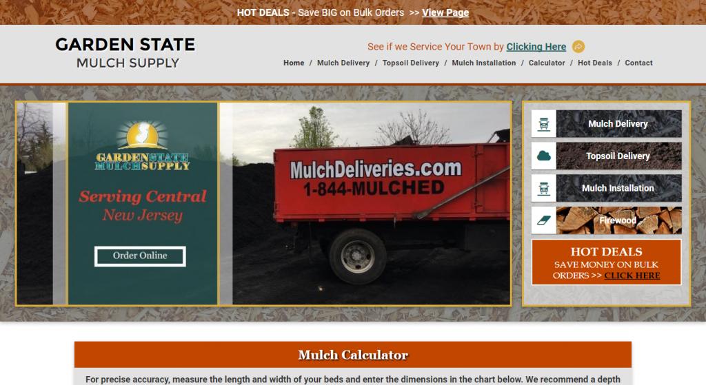 Garden State Mulch Supply