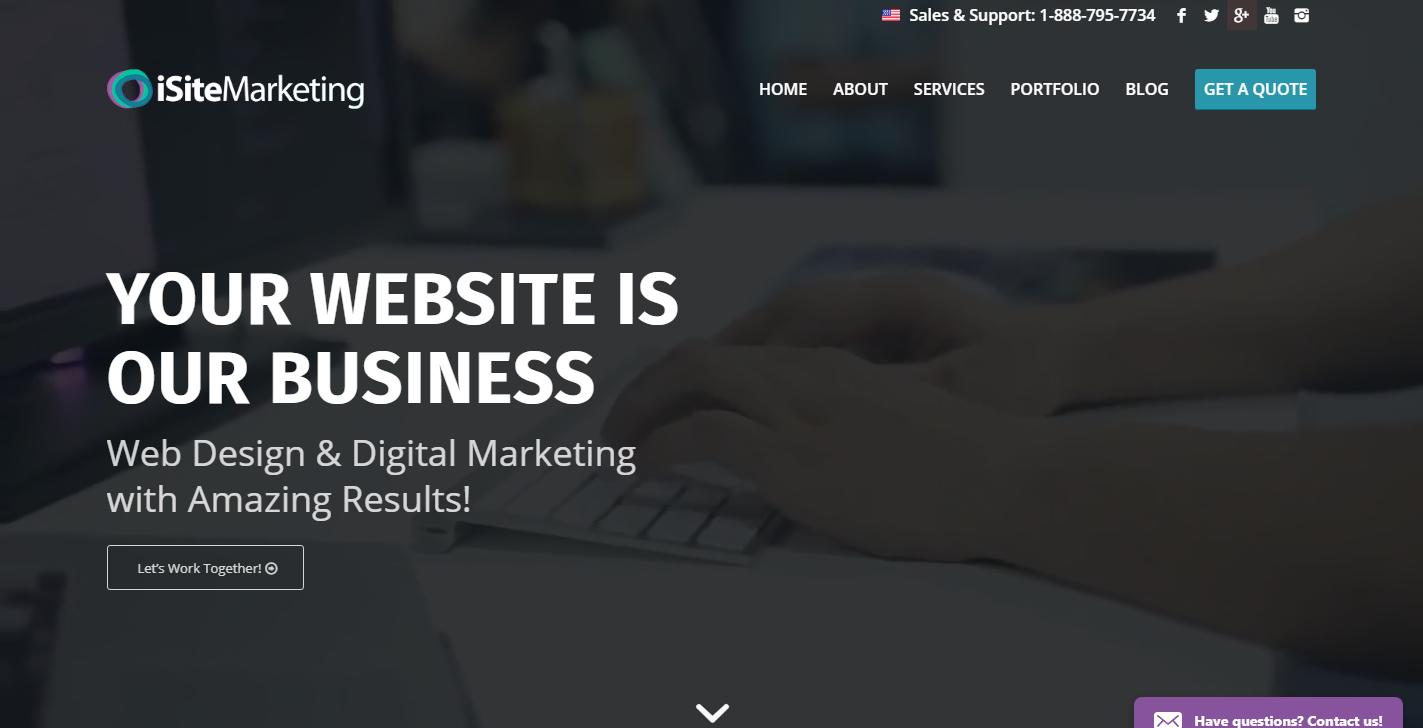 iSite Marketing, LLC