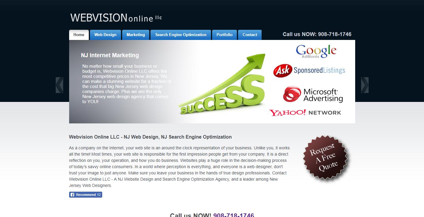 Webvision Online LLC