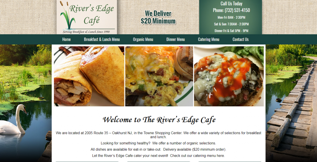 The River's Edge Cafe