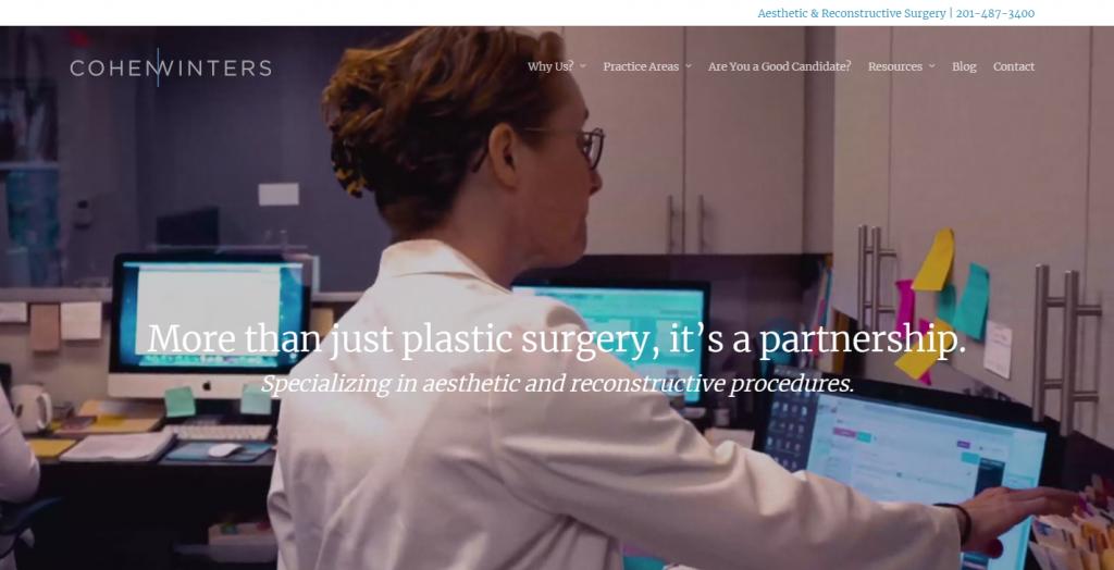 Cohen/Winters Plastic Surgery