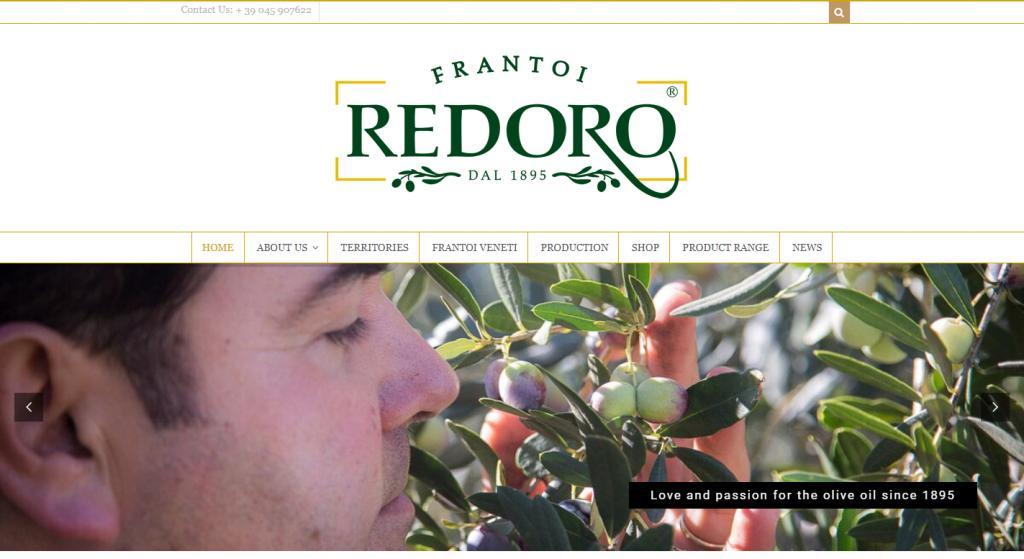 Redoro Srl Frantoi Veneti