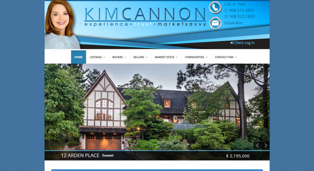 Kim Cannon - Coldwell Banker: