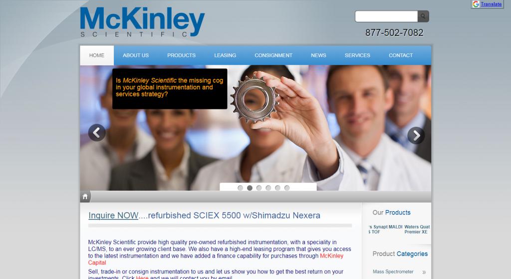 McKinley Scientific