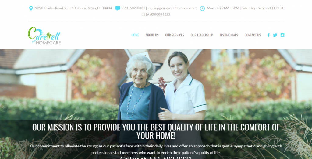Carewell Homecare