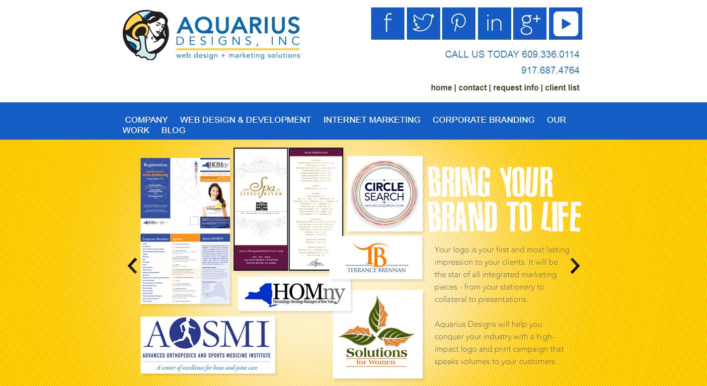 Aquarius Designs Inc