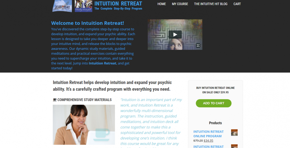 Intuition Retreat