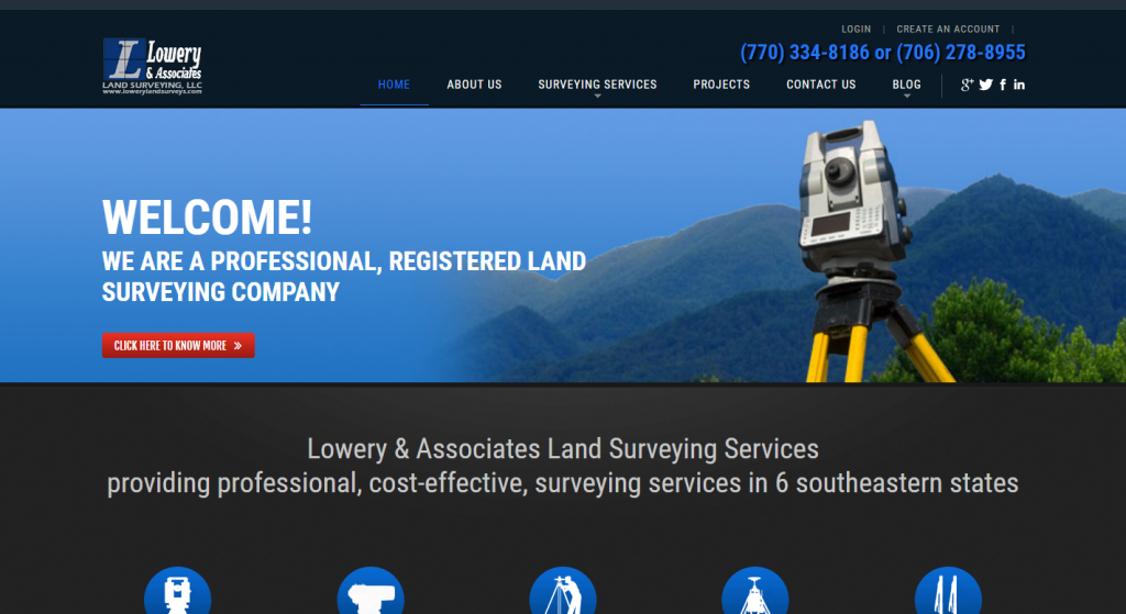 LOWERY AND ASSOCIATES