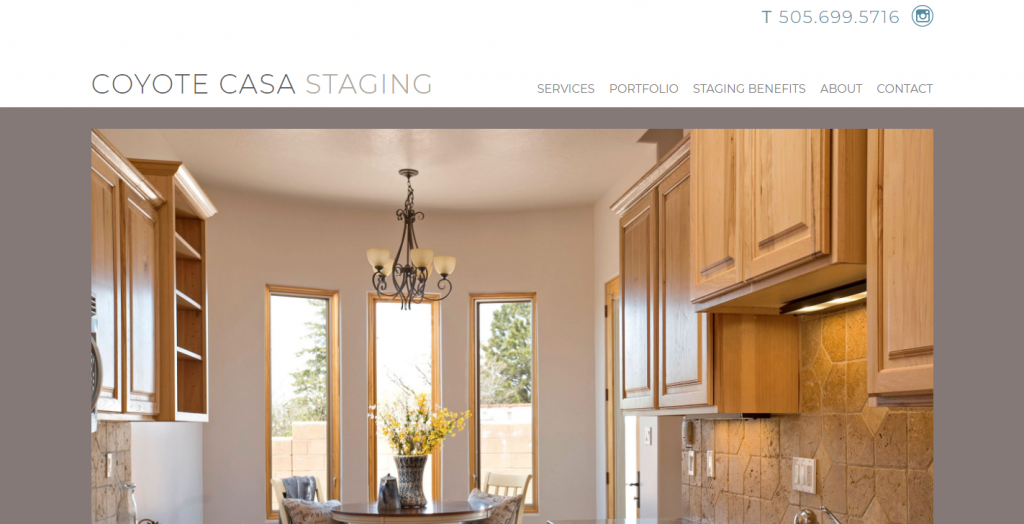 Coyote Casa Staging