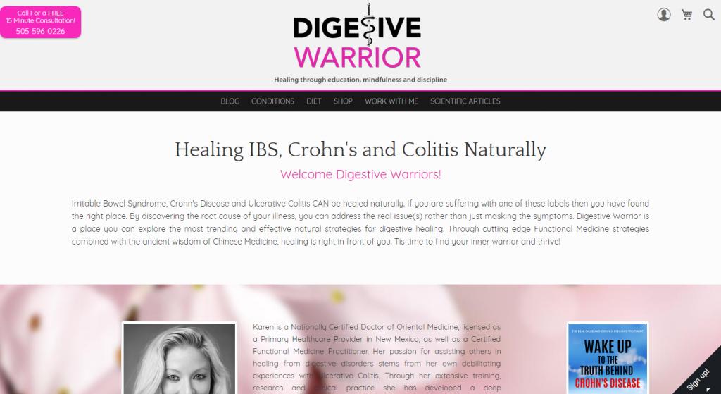 Digestive Warrior