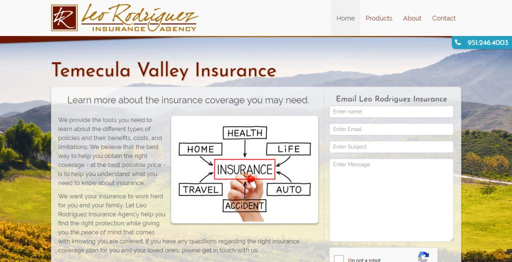 Leo Rodriguez Insurance