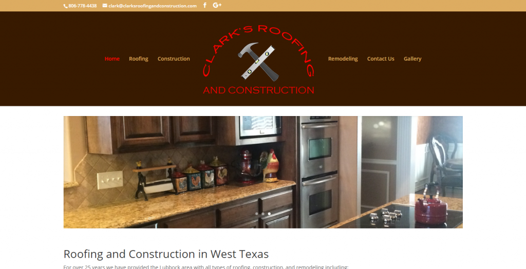 Clarks Roofing & Construction