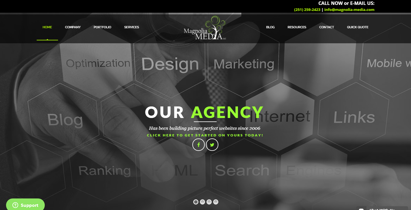 Magnolia Media, LLC