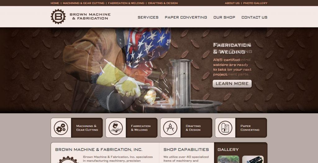 Brown Machine & Fabrication, Inc.