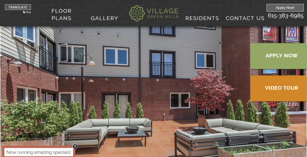 Village Green Hills Apartments