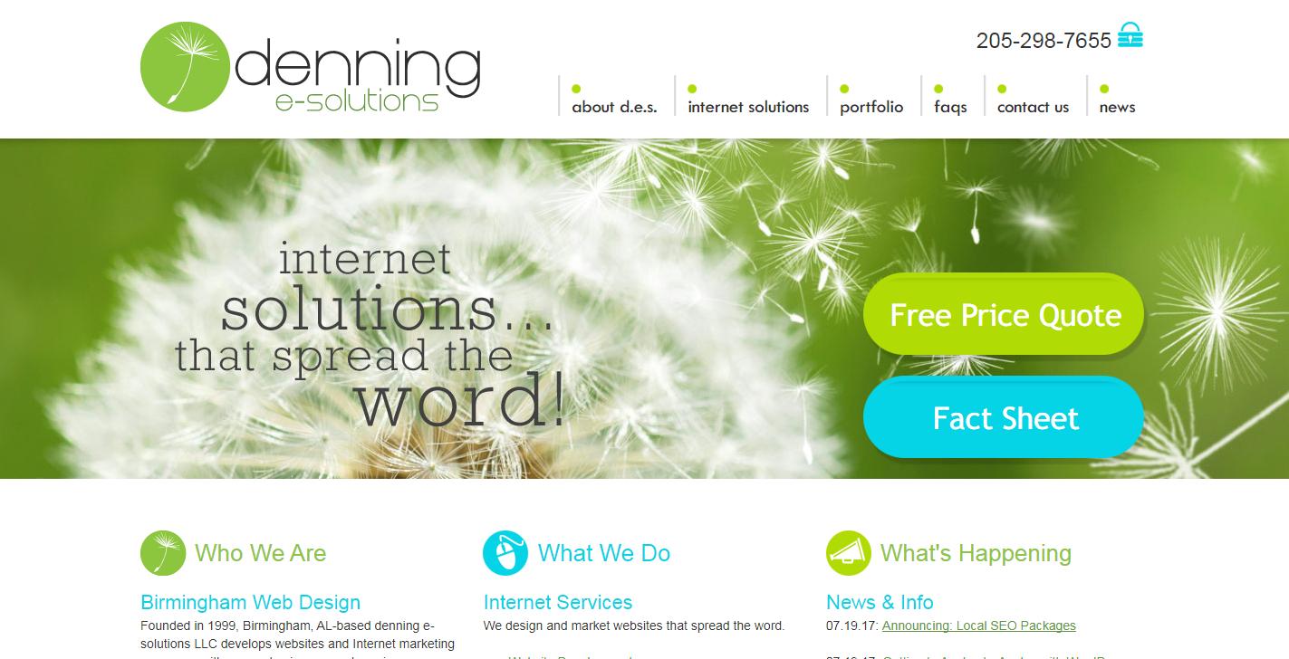 denning e-solutions, LLC