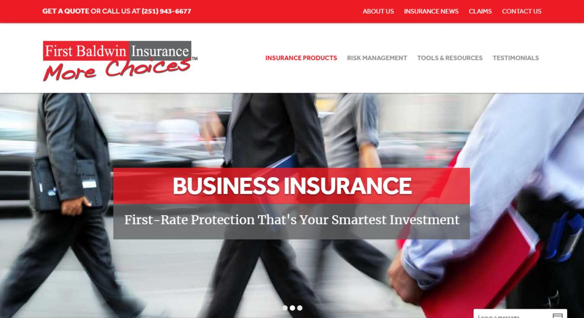 First Baldwin Insurance – Foley, AL