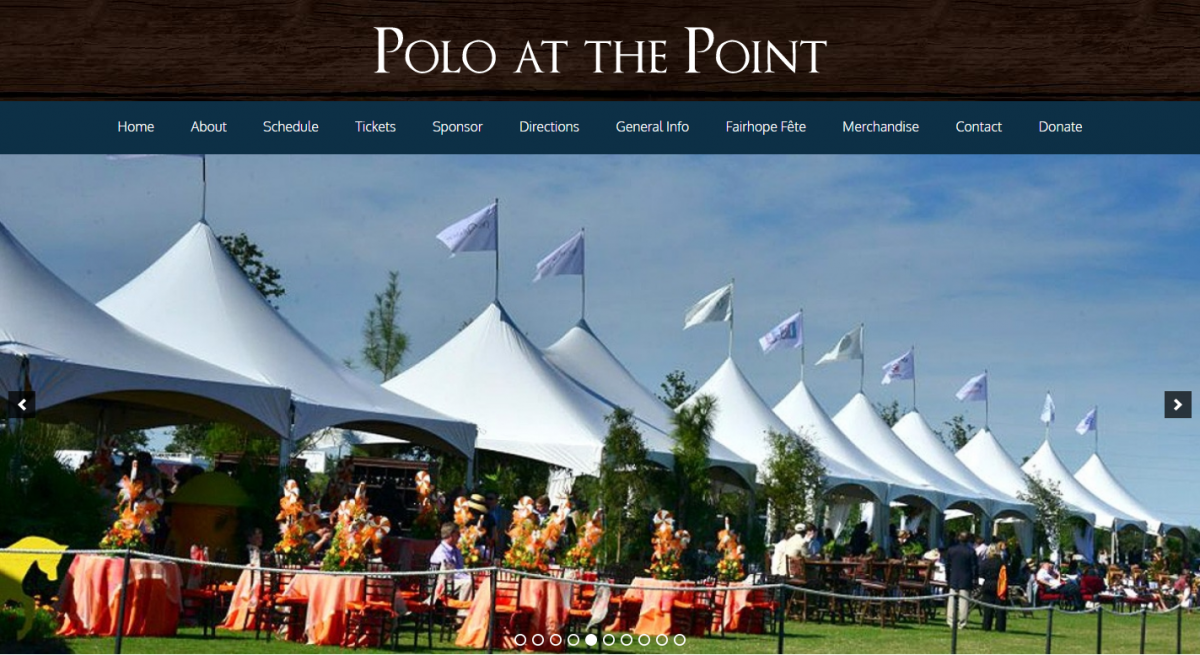 Polo at the Point – Point Clear, Alabama